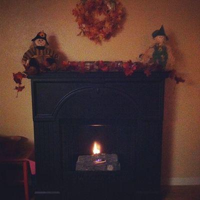 Fireplace <3 Festive Fire Lovesit