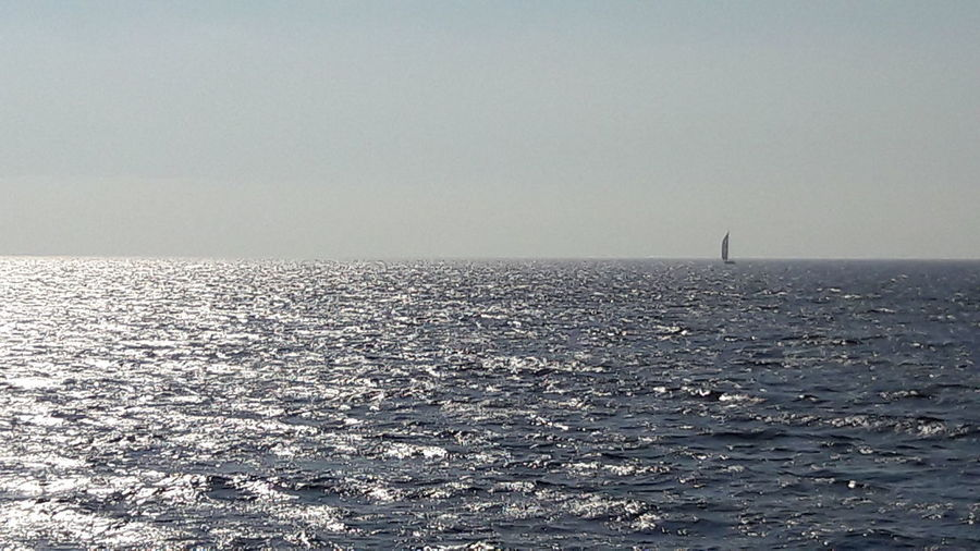 Sea Clear Sky