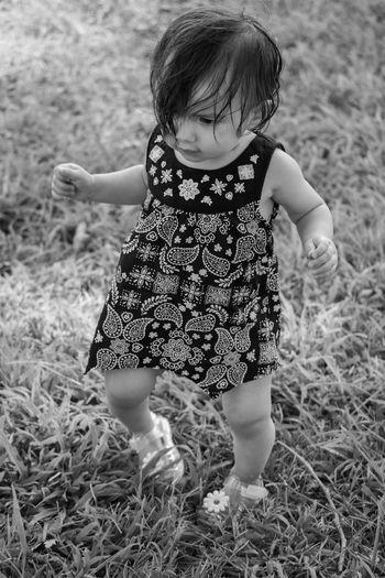 Black And White Portrait Taking Photos Beautiful Baby Children's Portraits MyNeice Lilbabygirl Hello World Photography EyeEm Gallery Blackandwhite