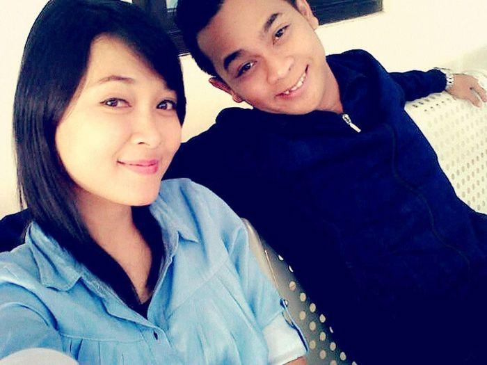 With mama sayang