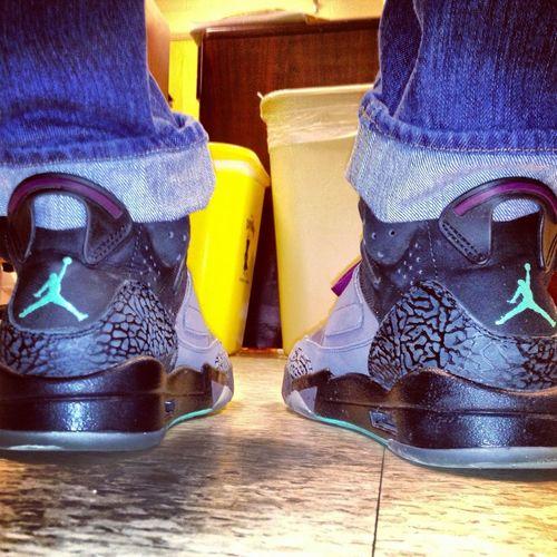 Son Of Mars Jordans
