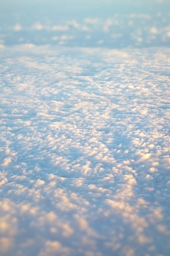 Cloudfoam! :) Above The Clouds Atmosphere Atmospheric Mood Cloud Cloudporn Cloudscape Depth Of Field Enjoying The View Flight Flying Flying High Sky View View From Above