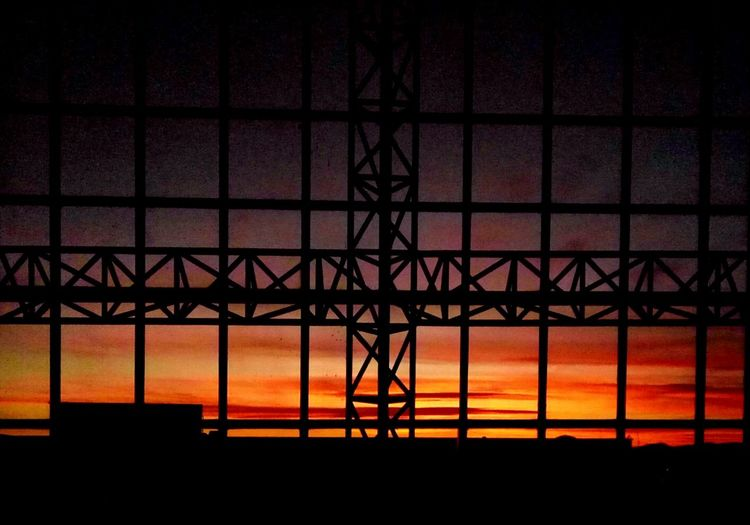 Sunset Sun Sunlight Sky Windows Window Window View IASBS Zanjan Mobilephotography Mobile Photography