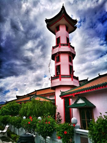 Mosque Architecture Mosques Of The World Mosque Photography Ipohtown Achitecture Travel Destinations Built Structure Cloud - Sky No People Building Exterior