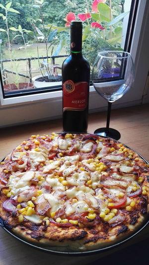 Wine Not Pizza