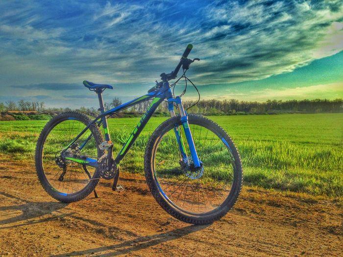 Biking Beautiful Day Relaxing Bike Bicycle Ride Cube Cubebikes краснодар Hello World
