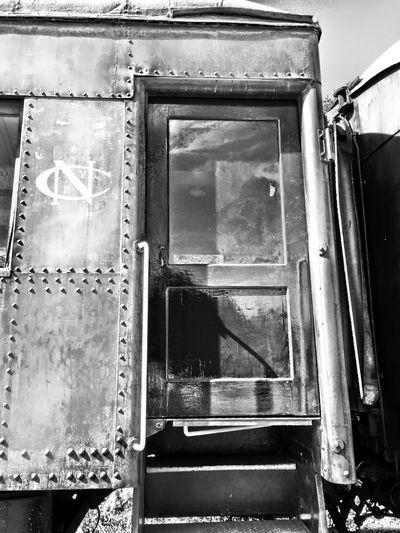 """All Aboard"" Passenger Passengercar Traincar Railroad Railway Railwaystation Railtravel Train Train Station Trainstation"