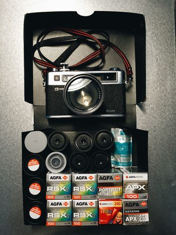Technology Color Of Technology Analog Analogue Photography Yashica 35mm Lomo Lomography The Color Of Technology