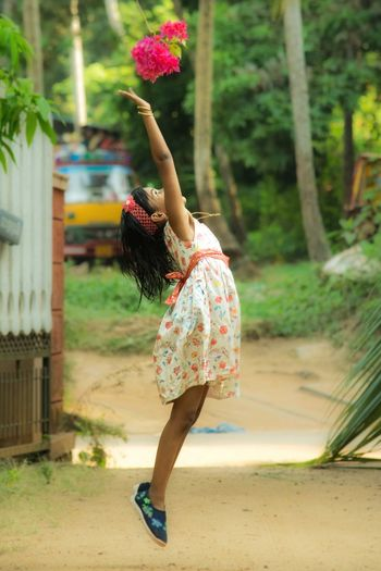 Arms Raised Motion One Person Fun One Woman Only Vitality Human Arm Only Women Enjoyment Dancing Healthy Lifestyle Day One Young Woman Only Balance Outdoors Lifestyles People Girlchildren Happiness Family Family❤ EyeEm Best Shots Tranquility Nikon Beautiful Inner Power
