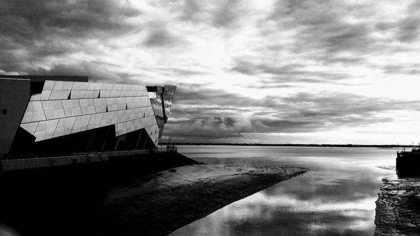 Reflection Water No People Beach Cloud - Sky Outdoors Sea Nature Sky