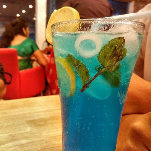 Bluelagoon :)