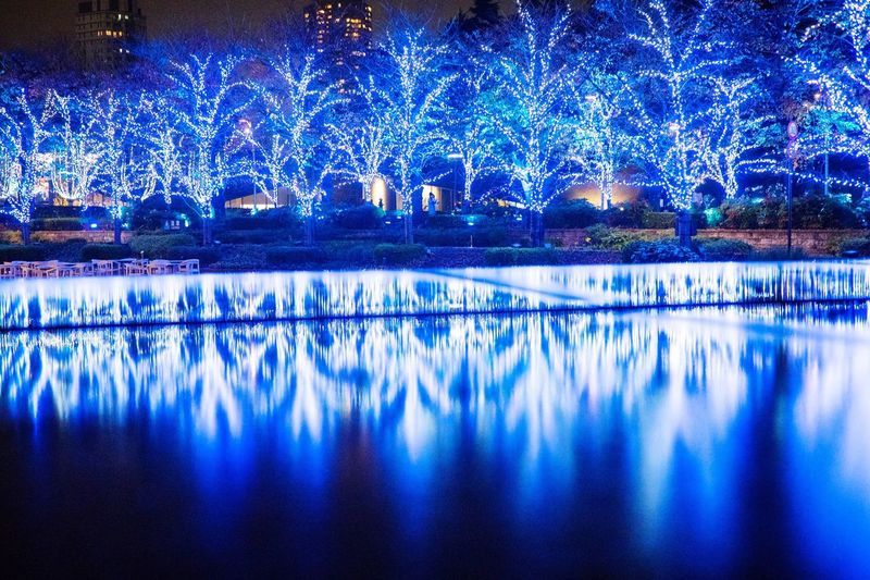 Tokyomidtown Roppongi Illumination