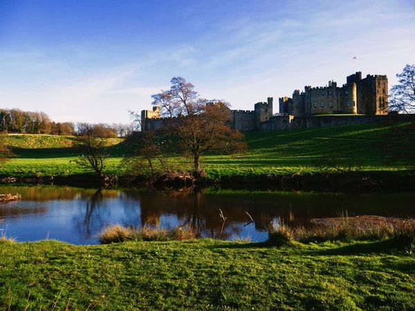 Castle Alnwick Castle Northumberland North East First Eyeem Photo