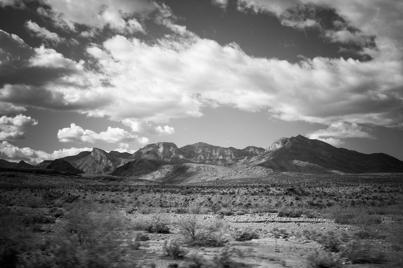Beauty In Nature Best Of EyeEm Best Shots Black And White Black And White Landscape Black And White Photography Blackandwhite Clouds Clouds In The Sky Epic Fluffy Clouds Mountain Range Mountains Nature Nevada Nevada Mountains Peaceful Peaceful View Sky Stunning Nature Tranquility Traveling Wanderlust