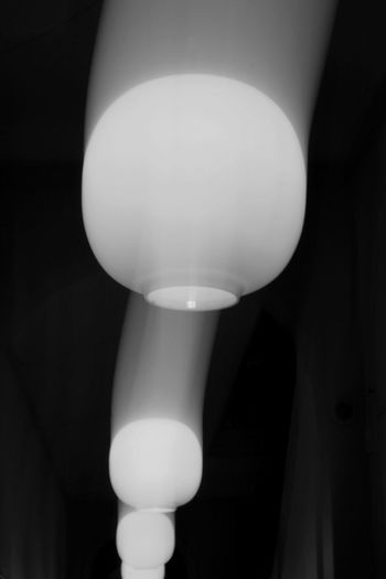 Close-up Coridor Day Electricity  Illuminated Indoors  Lamps Light Bulb Lighting Equipment No People Shades