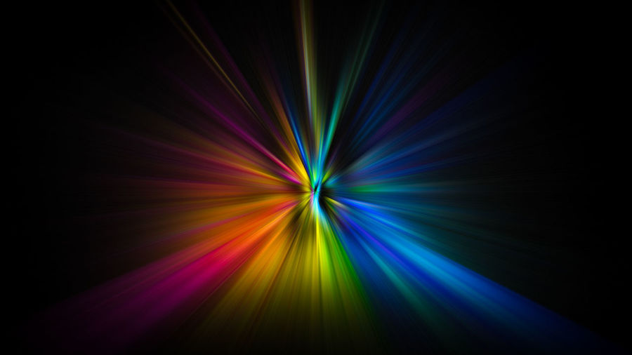 Colorful abstract Star burst explosion background Multi Colored Backgrounds Night Abstract Arts Culture And Entertainment Illuminated Nightclub Vibrant Color Light Lighting Equipment Pattern Light Effect Light - Natural Phenomenon No People Motion Heat - Temperature Bright Nightlife Shape Dark Electricity  Laser Flash Black Background Luminosity