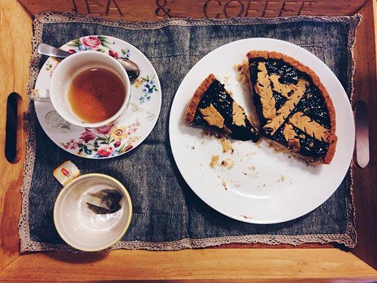 Πάστα φλώρα 🍰🎶 Tea PastaFlora Teatime