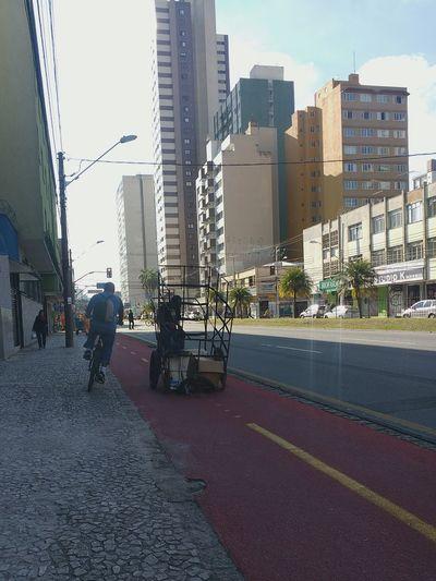 The Journey Is The Destination On The Way Curitiba Paraná Brasil