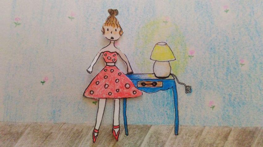 i'm drawing, dollzhanna Drawing Drawing Pencils Drawingpencil Drawingphotography Cartoon Pic Cartoonphoto Girl Doll Chrysalis рисуноккарандашом куклажанна фоторисунка мультяшный Childhood Full Length