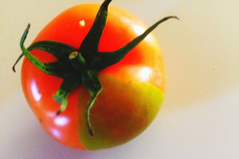 Tomato 🍅 Colorful Tomato Morning Light Plant Growth Green Color Red Color 🍅🍅