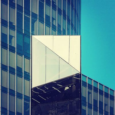 Reflections in the heights | Reflejos en las alturas Architecture Architectural Detail Awesome Architecture Abstractarchitecture