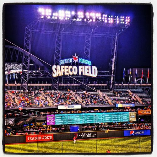 Travel Sports Seattle Mariners Nex6 Safecofield