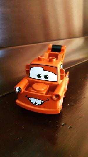 Mater Pickup Truck Mater Pickuptruck LEGO Duplo GalaxyNote8 Samsung Samsungphotography Bricks Legobricks Cars Disney Pixar  Pixarmovies
