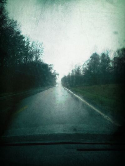 lovely driving weather