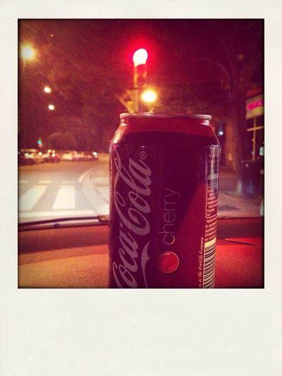 La Mejor Coca-Cola Del Mundo! Coca Cherry!