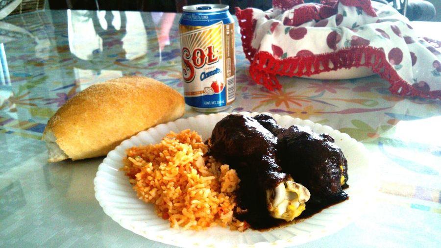 Food Porn Awards Mexican Food Mole Poblano