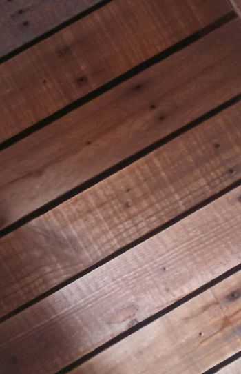 Pallet Sanded Symetric Wood Precision Sweet Simplicity