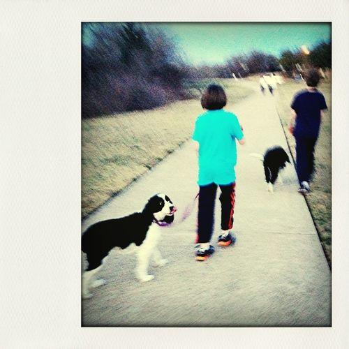 20secs To Walk