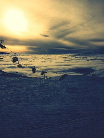 Winter White By CanvasPop Ski Trip