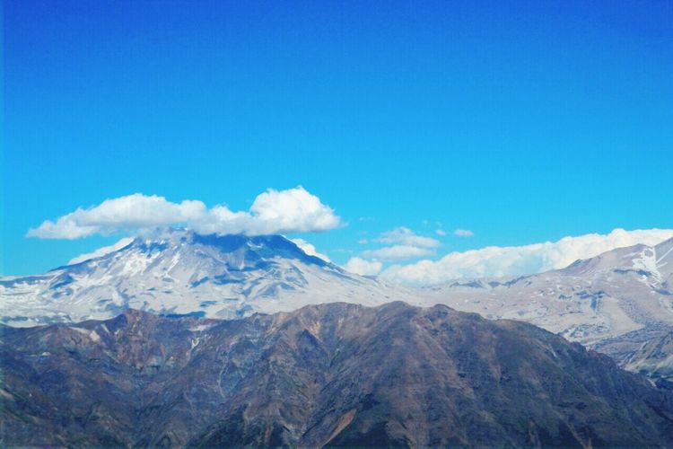 Trekking Volcán Cordillera Montains    Fotography Nature Nature Photography Naturelovers Hermoso Lugar First Eyeem Photo