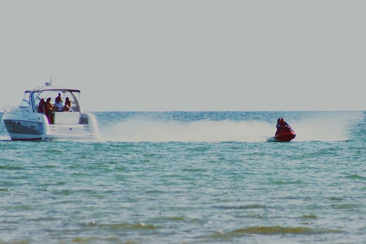 Jet ski Jet Ski Boat Sea Leasure Watersport