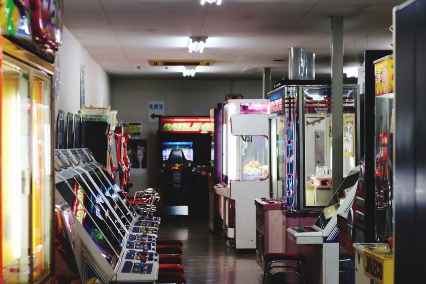 Indoors  Illuminated No People Vehicle Seat Day Canon 70d Canon キャノン Japanese  Focus On Foreground Japan Photography Japan Game ゲームセンター ゲーセン