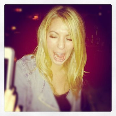 @amber_judy playing ugly face. Lmao! Scotchandsoda Downtownspringfield