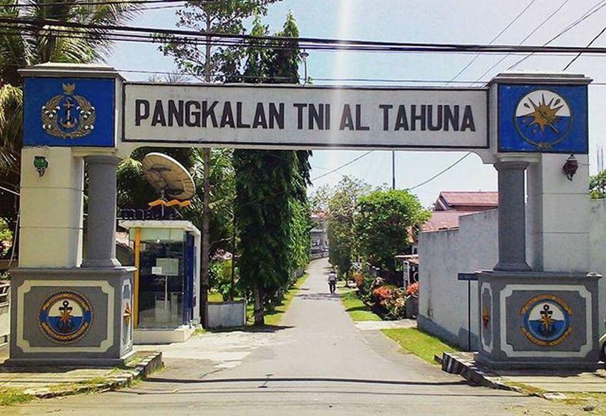 Eastern Naval Base at Tahuna East Indonesia NKRI Tnial Pt  .utamatirtasolusi