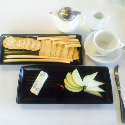 Holiday POV Fremantle  Perth Cheese Lunch Tea Earl Grey Tea Gorgonzola Food Foodporn
