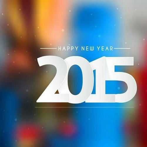 سال نو میلادی مبارک ?? مبارک Happynewyear Happy New Year 2015 January1st