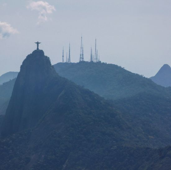 Meu Rio Mountain Religion Spirituality No People Outdoors Nature Day Beauty In Nature Architecture Landscape Sky