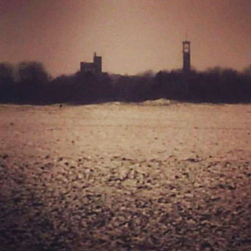 January2015 Snow ❄ Water Tower Bell