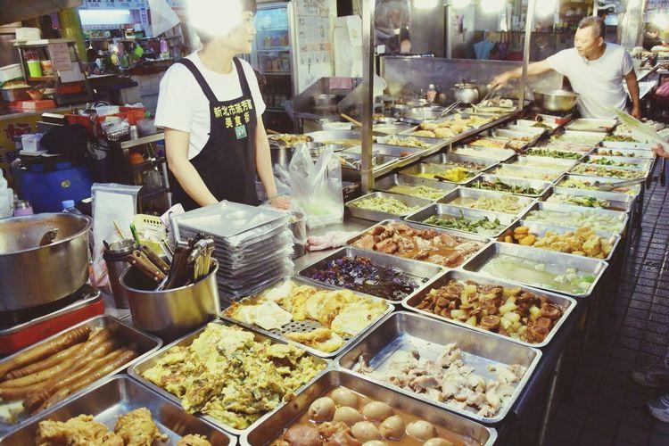 Taiwan Lunch 瑞芳美食街