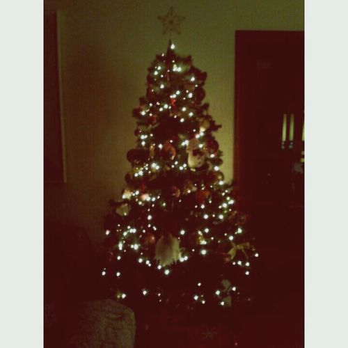 Christmas always puts me in a Good Mood :)