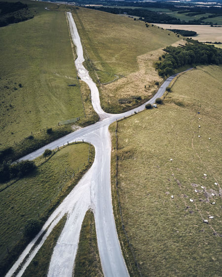 Aerial Shot Drone  North Wessex Downs Aerial Aerial Photography Aerial View Beauty In Nature Curve Day Dronephotography Droneshot England Landscape Nature No People Outdoors Road Scenics Winding Road Lost In The Landscape