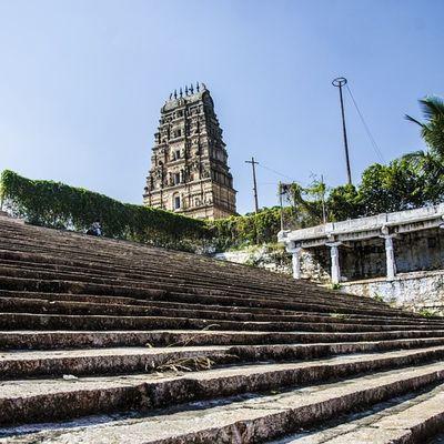 Ihithro Temple Hindu India