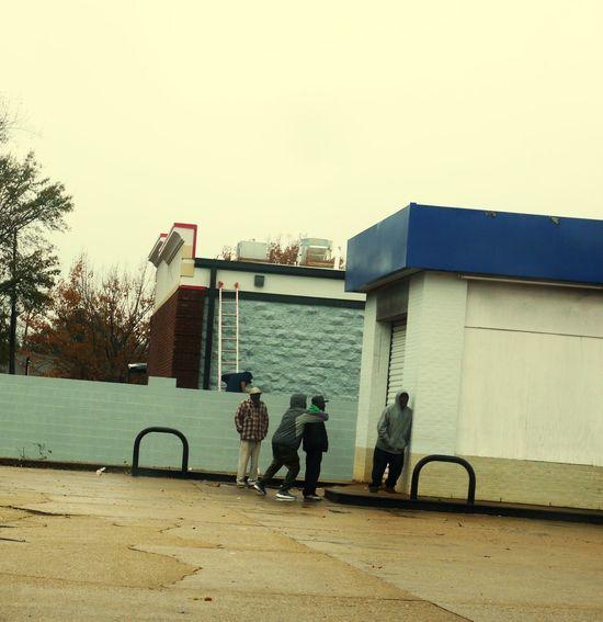 Basketball - Sport Child Childhood Men Standing Togetherness Full Length Boys Basketball Hoop Sport