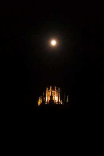 Blue Blood Super Moon over Ely Catherdral Blue Blood Super Moon Ely Cathedral Full Moon Architecture Astronomy Building Exterior Built Structure Illuminated Moon Nature Night No People Outdoors Sky