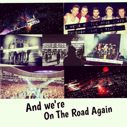 @onedirection @fakeliampayne @niallhoran @harrystyles @louist91 @niazkilam <3 First part of tour was absolutely incredible & we all return in memorable time ahhhh... Thank you boys for that :) We love you ONE DIRECTION!!! Soooo proud of you adorable boys xxxxx Ontheroadagain 1DCreate