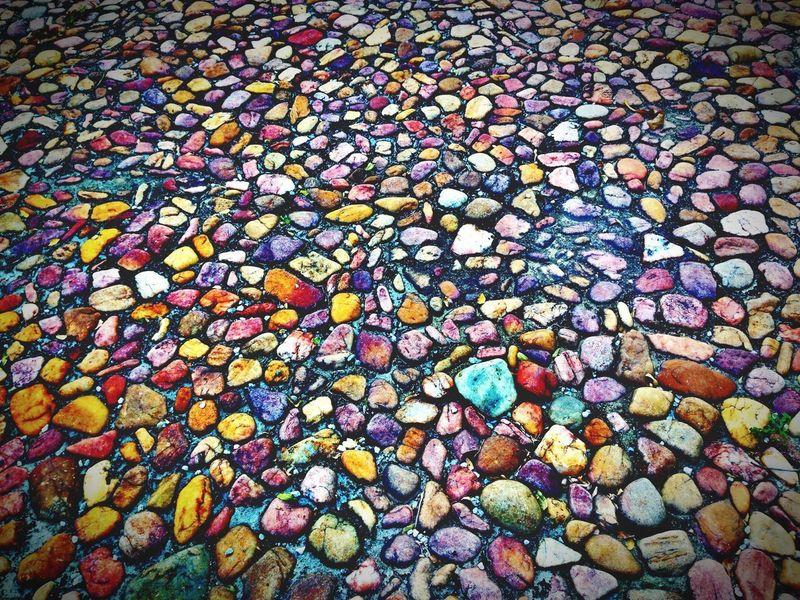 Cores Estrada Pedras Cantodaimagem Recife Brasil